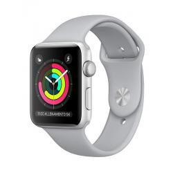 Купить Apple Watch Series 3 GPS 38MM Silver cod. MQKU2QL/A