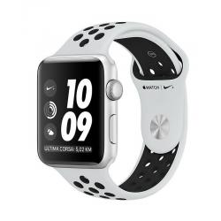Купить Apple Watch Nike+ Series 3 GPS 38MM Silver cod. MQKX2QL/A