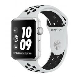 Купить Apple Watch Nike+ Series 3 GPS 42MM Silver cod. MQL32QL/A