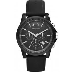 Armani Exchange Мужские Часы Outerbanks Хронограф AX1326