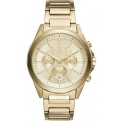 Armani Exchange Мужские Часы Drexler AX2602 Хронограф