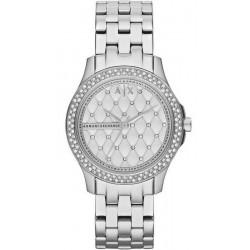 Купить Armani Exchange Женские Часы Lady Hampton AX5215