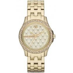 Купить Armani Exchange Женские Часы Lady Hampton AX5216