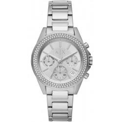 Купить Armani Exchange Женские Часы Lady Drexler AX5650 Хронограф