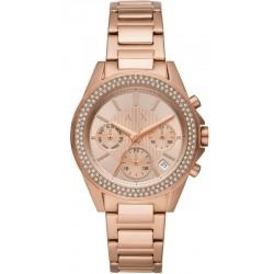 Купить Armani Exchange Женские Часы Lady Drexler AX5652 Хронограф