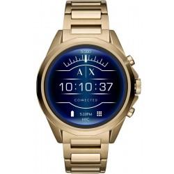 Купить Armani Exchange Connected Мужские Часы Drexler AXT2001 Smartwatch