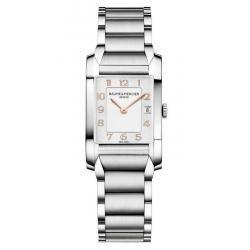 Купить Baume & Mercier Женские Часы Hampton 10049 Quartz