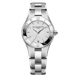 Купить Baume & Mercier Женские Часы Linea 10070 Quartz
