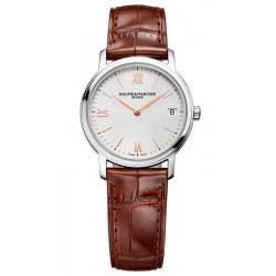 Купить Baume & Mercier Женские Часы Classima 10147 Quartz