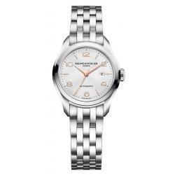 Купить Baume & Mercier Женские Часы Clifton 10150 Автоматический