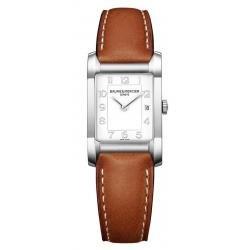 Купить Baume & Mercier Женские Часы Hampton 10186 Quartz