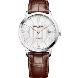 Купить Baume & Mercier Мужские Часы Classima 10263 Автоматический