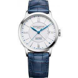 Купить Baume & Mercier Мужские Часы Classima 10272 Dual Time Automatic