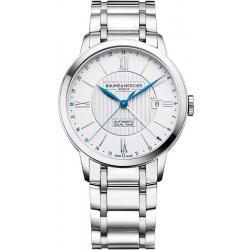 Купить Baume & Mercier Мужские Часы Classima 10273 Dual Time Automatic