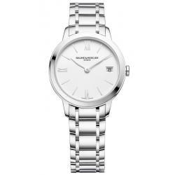 Купить Baume & Mercier Женские Часы Classima 10335 Quartz