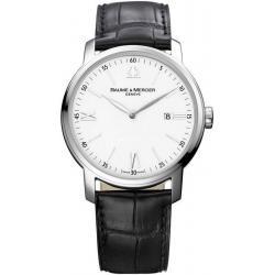 Купить Baume & Mercier Мужские Часы Classima 10379 Quartz