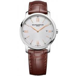 Купить Baume & Mercier Мужские Часы Classima 10380 Quartz