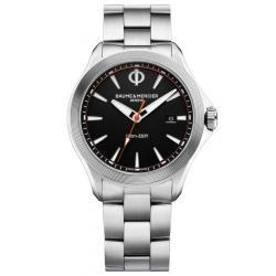 Купить Baume & Mercier Мужские Часы Clifton Club 10412 Quartz