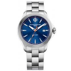 Купить Baume & Mercier Мужские Часы Clifton Club 10413 Quartz