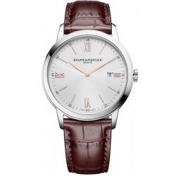 Купить Baume & Mercier Мужские Часы Classima 10415 Quartz