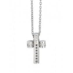 Купить Boccadamo Мужские Ожерелье Man AGR164N Распятие