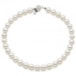 Купить Boccadamo Женские Ожерелье Perle GR495 Swarovski