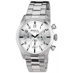 Купить Breil Мужские Часы Classic Elegance EW0225 Кварцевый Хронограф