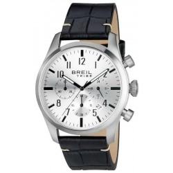Купить Breil Мужские Часы Classic Elegance EW0230 Кварцевый Хронограф