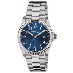 Купить Breil Мужские Часы Classic Elegance EW0235 Quartz