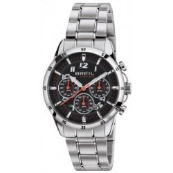 Купить Breil Мужские Часы Circuito EW0251 Кварцевый Хронограф