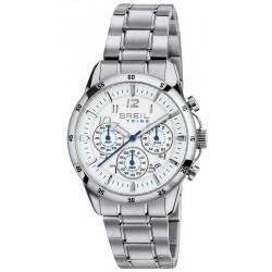 Купить Breil Мужские Часы Circuito EW0253 Кварцевый Хронограф