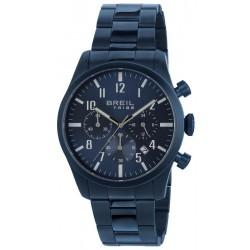 Купить Breil Мужские Часы Classic Elegance EW0359 Кварцевый Хронограф