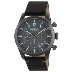 Купить Breil Мужские Часы Classic Elegance EW0360 Кварцевый Хронограф