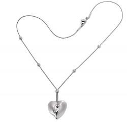 Купить Breil Женские Ожерелье Feeling TJ0858 Сердце
