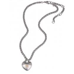 Купить Breil Женские Ожерелье Kilos Of Love TJ2855 Сердце