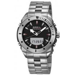 Купить Breil Мужские Часы Sportside Performance TW1122 Многофункциональный