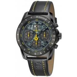 Купить Breil Abarth Мужские Часы TW1362 Хронограф Quartz