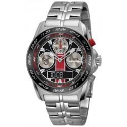 Купить Breil Abarth Мужские Часы TW1365 Кварцевый Многофункциональный