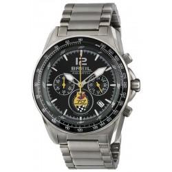 Купить Breil Abarth Мужские Часы TW1831 Кварцевый Хронограф