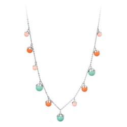 Купить Brosway Женские Ожерелье Fleur BFE04