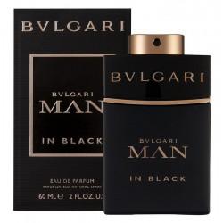 Купить Bulgari Man in Black Мужские Аромат Eau de Parfum EDP 60 ml