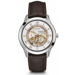 Купить Bulova Мужские Часы BVA Series 96A172 Автоматический