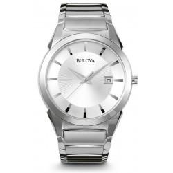 Купить Bulova Мужские Часы Dress 96B015 Quartz