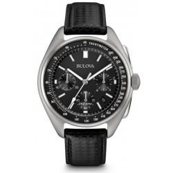 Купить Bulova Мужские Часы Moon Precisionist 96B251 Кварцевый Хронограф