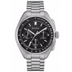 Купить Bulova Мужские Часы Moon Precisionist 96B258 Кварцевый Хронограф