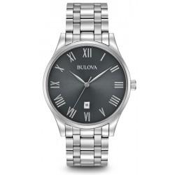 Купить Bulova Мужские Часы Dress 96B261 Quartz