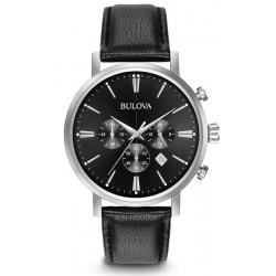Купить Bulova Мужские Часы Aerojet 96B262 Кварцевый Хронограф