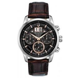 Купить Bulova Мужские Часы Sutton Classic 96B311 Кварцевый Хронограф