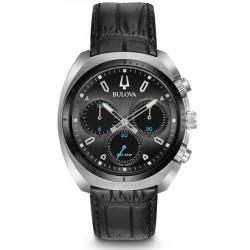 Купить Bulova Мужские Часы Sport Curv Precisionist 98A155 Кварцевый Хронограф