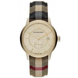 Купить Burberry Мужские Часы The Classic Round BU10001